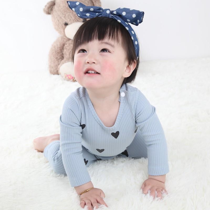 HTB1fHTmPVXXXXckXFXXq6xXFXXXB - 0-24 Months High Quality New Born Baby Girls Boy Romper Clothes Cute Heart Cotton Girls Long Sleeve Jumpsuit Pink Blue