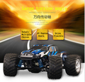 Professional standard rc car 9300 1/18 4WD Brushed Rc Car Electric Rock Racer Desert Off-Road Truck with 2.4GHz Radio System