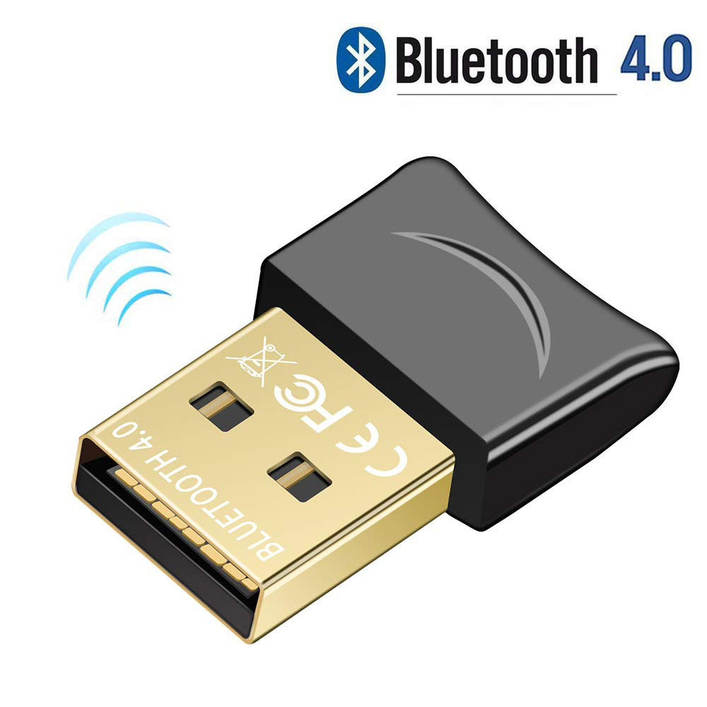 Bluetooth Adapter For Pc Usb Bluetooth Dongle Receiver Wireless Transfer Compatible With Stereo Headphones Desktop Windows Usb Bluetooth Adapters Dongles Aliexpress