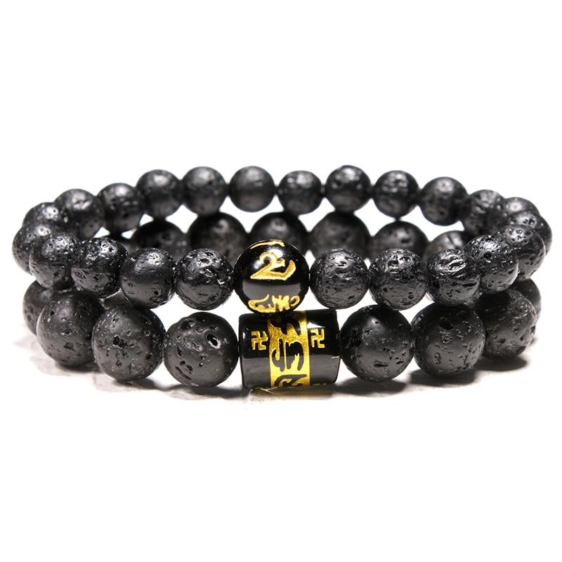 Lava Bracelet Stone (2)