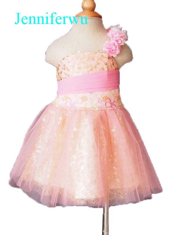 купить baby girl pageant  dress  girl brand clothes baby girl party dress and clothes baby girl  E031 дешево