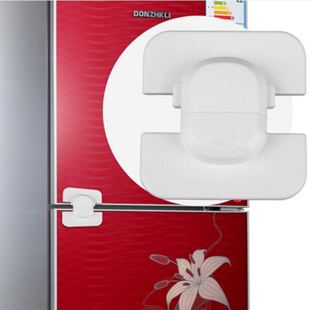 2018 Safety Child Lock Home Refrigerator Fridge Freezer