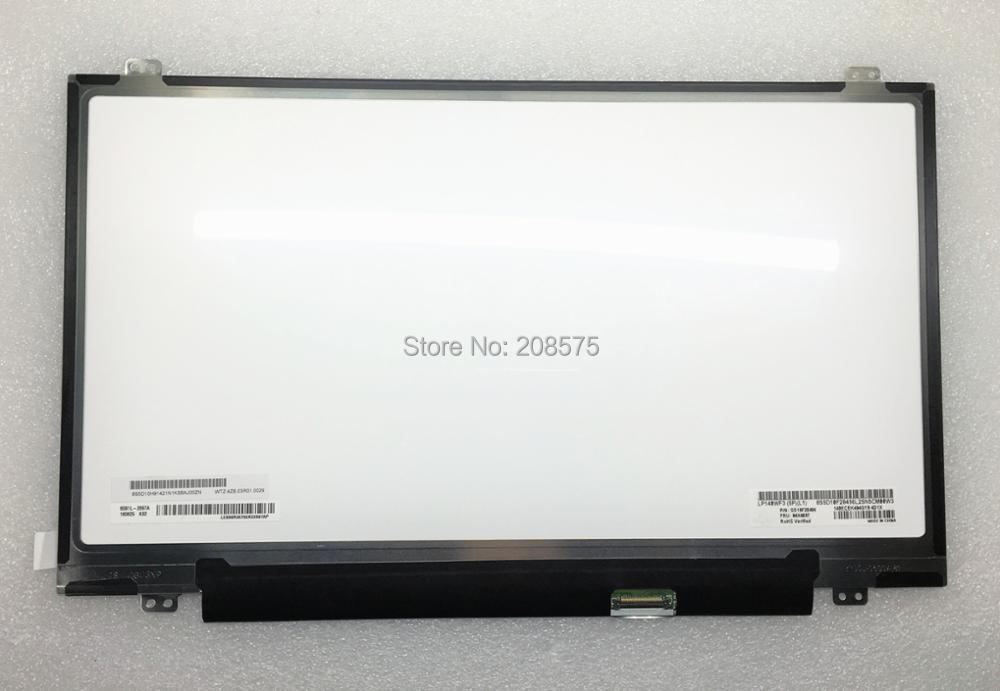 Free shipping! LP140WF3-SPL1 LP140WF3-SPD1 LP140WF1-SPB1 N140HCE-EAA N140HGE-EAB Laptop lcd screen 1920*1080 EDP 30pinFree shipping! LP140WF3-SPL1 LP140WF3-SPD1 LP140WF1-SPB1 N140HCE-EAA N140HGE-EAB Laptop lcd screen 1920*1080 EDP 30pin