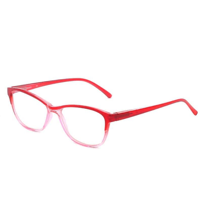 Zilead Ultralight TR90 Gradien Kacamata Baca Getah HD Lensa Presbyopic Kacamata Kacamata + 1.0to + 4.0 Untuk Wanita pria