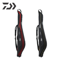 2019 New Arrive Daiwa Rod Case One Layer Fishing Bags Big Capacity Fishing Rod Holder Super Lightweight Fishing Bags 1.35Meters