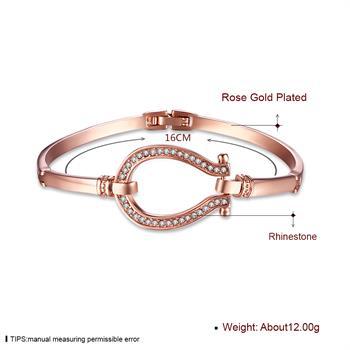 Hot Brand Star  Bracelet Men Women Jewelry Gift Trendy Chunky Gold Chain  Bracelet Wholesale B0109