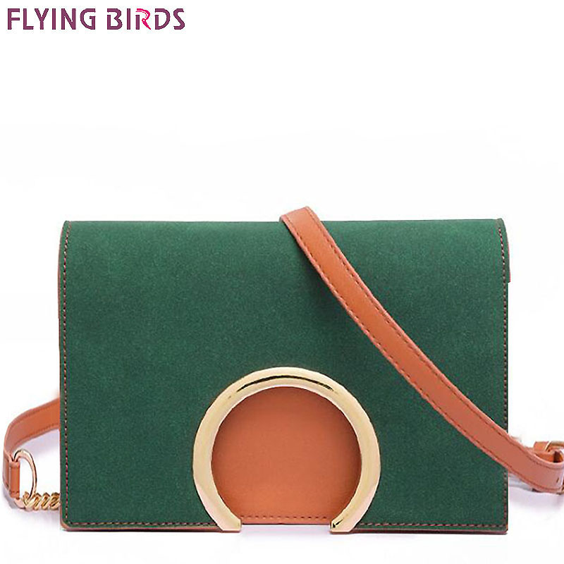 FLYING BIRDS fashion bags handbags women shoulder bag famous brands messenger bags mini leather tote high quality pouch A407fb flying birds 2016 women leather handbag for women messenger bags handbags quality women s pouch shoulder bag bolsas ls4809fb