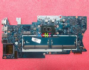 Image 1 - Для HP Pavilion x360 15 15 BR 15T BR000 серии 924077 601 924077 001 UMA i5 7200U материнская плата для ноутбука протестирована и работает идеально