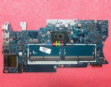 Hp パビリオン x360 15 15 BR 15T BR000 シリーズ 924077 601 924077 001 UMA i5 7200U ノートパソコンのマザーボードテスト & 完璧な作業
