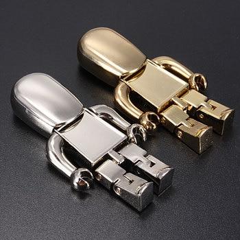 New Top Selling Metal Cool Robot USB Flash Drive 512GB Memory Stick 8GB 16GB 32GB 64GB Pen Drive 128GB Pendrive 1TB 2TB Gift