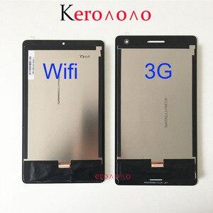 Image 3 - Original LCD with touch screen 7inch for Huawei Mediapad T3 7.0 3g or wifi BG2 W09 BG2 U01 BG2 U03 Display