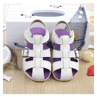 New Style Leather Children's Sandals Comfortable Fashion Children's Sandals For Boys and Girls
