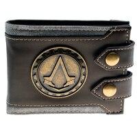 Juego Assassins Creed Monedero De La Cartera Cosplay Accesorio Del Traje De Los Apoyos Del Juguete