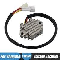 2 Plug Motorcycle Regulator Rectifier For Yamaha WR250F WR450F 2003 2004 2005 2006 5TJ 81960 02