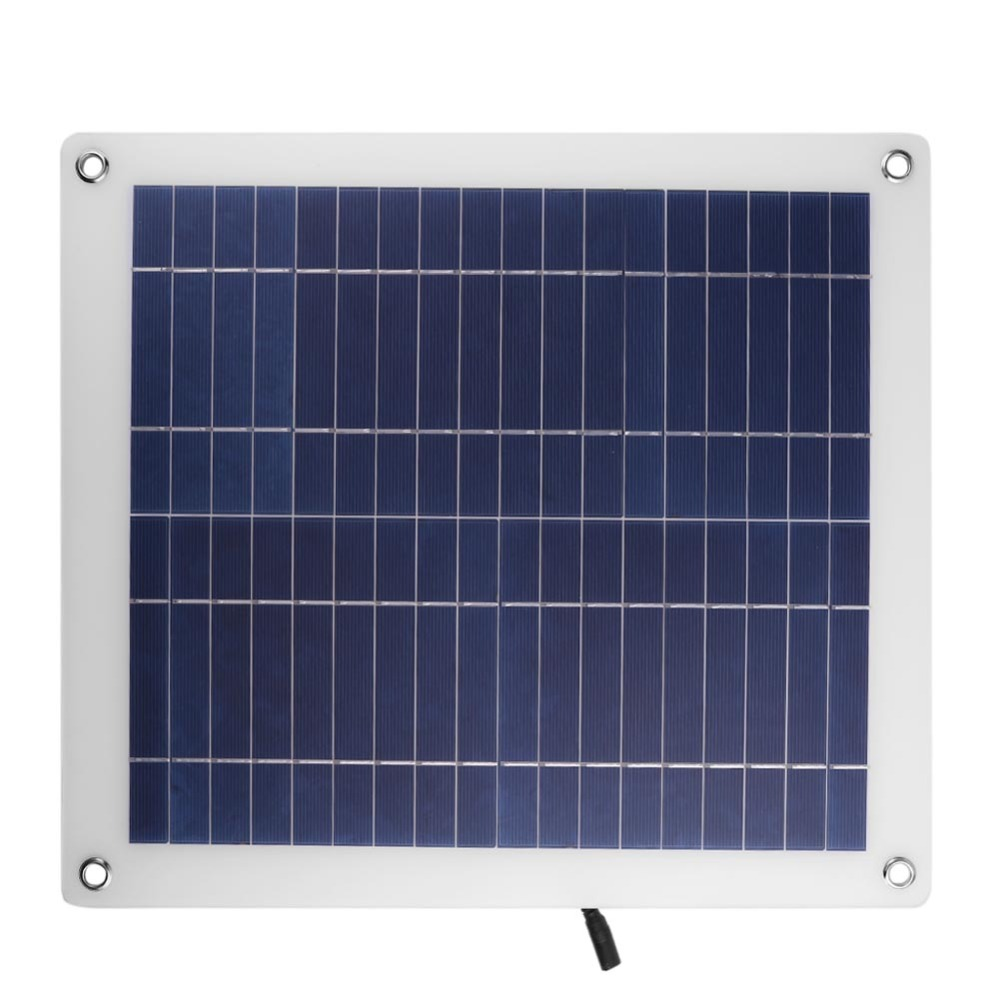 Portable 23W 18V Solar Panel Mini Solar System Polycrystalline Silicon Photovoltaic Panels DIY For Battery Cell Phone Chargers