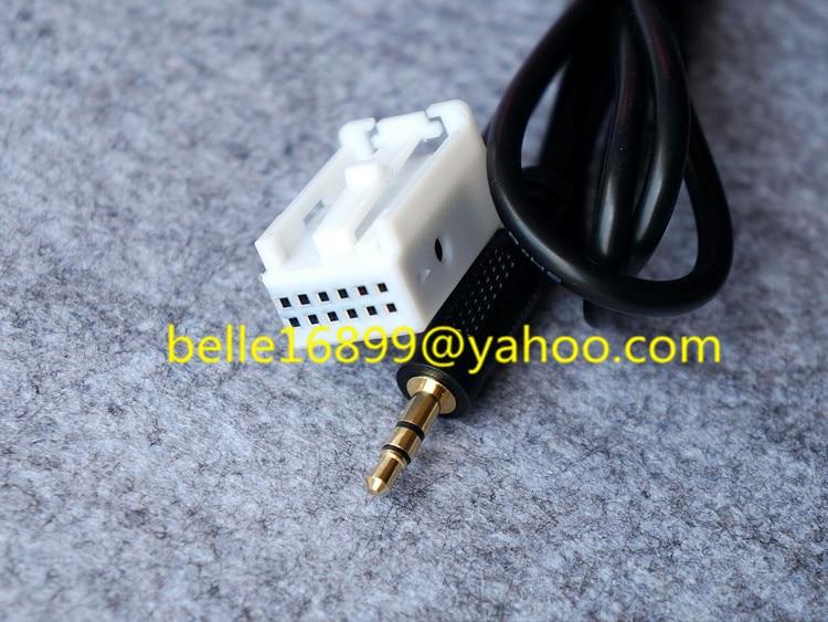 Radio GüNstiger Verkauf Heißer Verkauf Aux Kabel Für Vw Rns510 Rns315 Rcd510 Rcd310 Rcd300 Rcd A3 A4 A1 Gutes Renommee Auf Der Ganzen Welt Unterhaltungselektronik