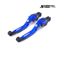 FOR BMW S1000RR S 1000 RR 2010 2014 Motorcycle Accessories Folding Extendable Brake Clutch Levers S1000RR LOGO