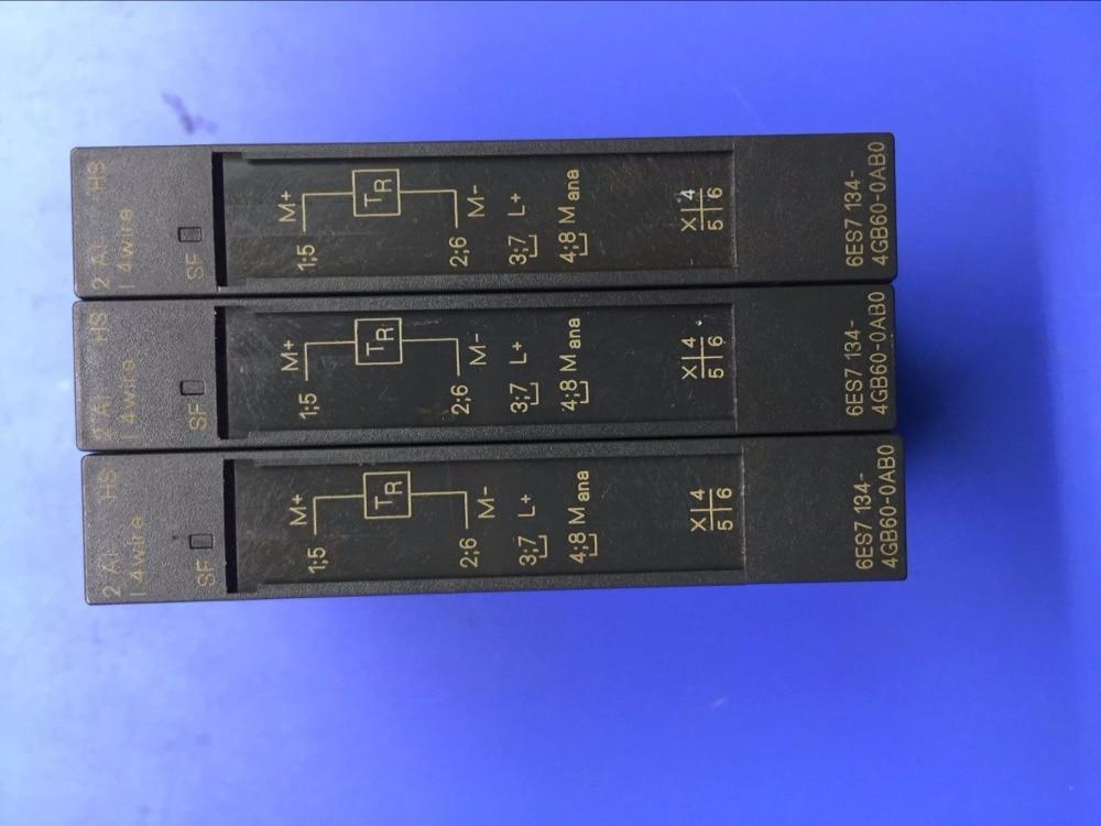 1P 6ES7 134-4GB60-0AB0 6es7332 5hd01 0ab0 6es7 332 5hd01 0ab0 compatible smatic s7 300 plc fast shipping