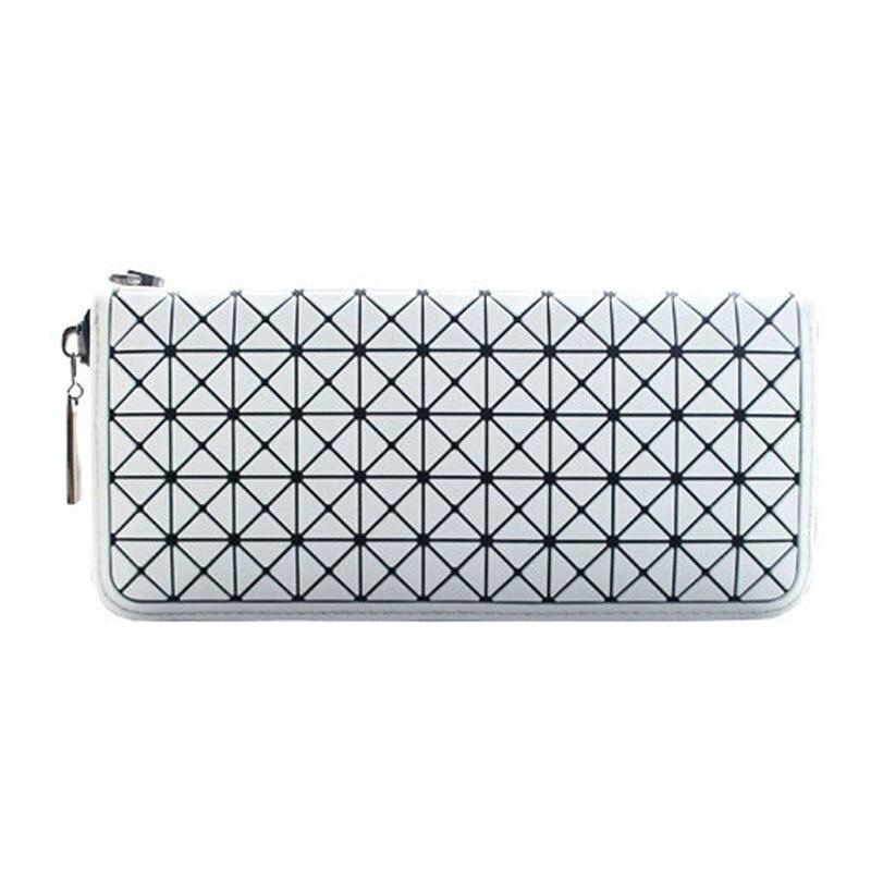 Для женщин брендовые длинные Дизайн кошелек силикагель клатч кошелек держателей карт карман для сотового телефона деньги сумка с ручной ре...