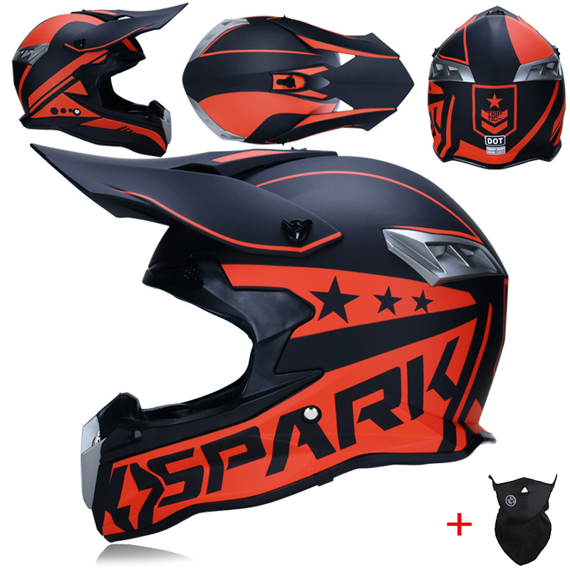 Motorcycle Adult Motocross Off Road Helmet Racing Helmets Motorcycle protective gear