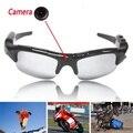 Очки Солнцезащитные очки Видеокамера Цифровой Видеорегистратор DV Камеры DVR Рекордер Поддержка TF карт Для Вождение Спорт На Открытом Воздухе камеры