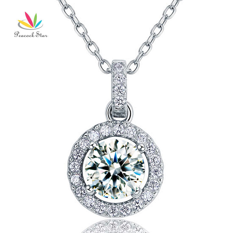 Aliexpress.com : Buy Peacock Star Bridal Solid 925