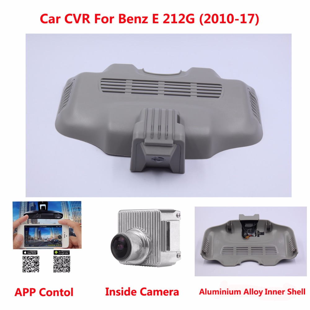 Hidden Car DVR Camera For Benz E 212G (Year 2010-17) Full HD 1080P 170 Degree Night Version Car DVR Camera Video Recorder триколор full hd e 212