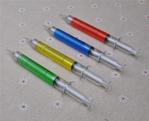 Image 3 - 30 قطعة/الوحدة ، 0.5 ملليمتر إبرة الحقنة أقلام الميكانيكية ، الجدة الحقنة قلم الميكانيكية و مدرسة قرطاسية