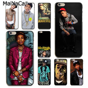 Maiyaca Wiz Khalifa Drawing Tpu Phone Case For Iphone   S Plus X S Se