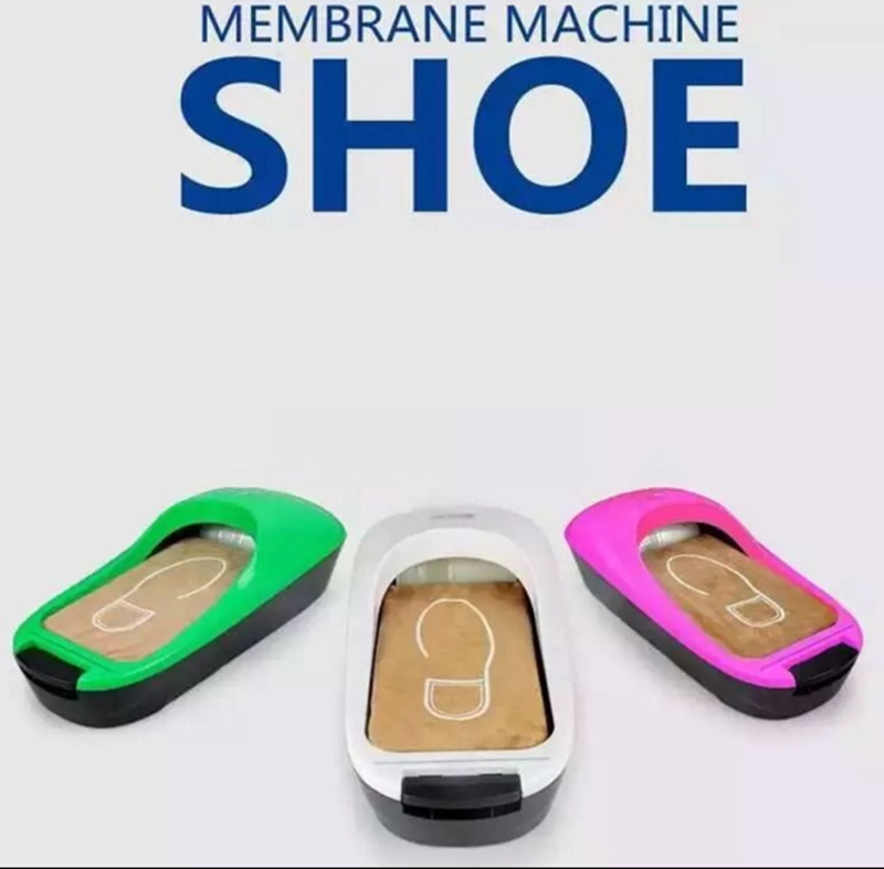 shoes cover machine