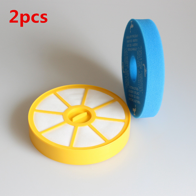2PCS Front Motor Allergy HEPA Filter DYSON DC05 DC08 DC08T DC14 DC15 Series Vacuum Cleaner Filter Parts подсумок tt 3 radio цвет оливковый ii