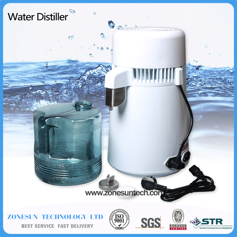 Portable Water Distiller ~ L portable stainless steel water distiller pure