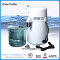 4L Portable Stainless steel Water Distiller Pure Water Filter Purifier Water Purifier water distiller filter treatment Container