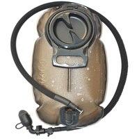 Odkryty Torba 2.5L TPU 2L 3L Hydration Pęcherza Wody Plecaki dla Camping Turystyka Worek Wody