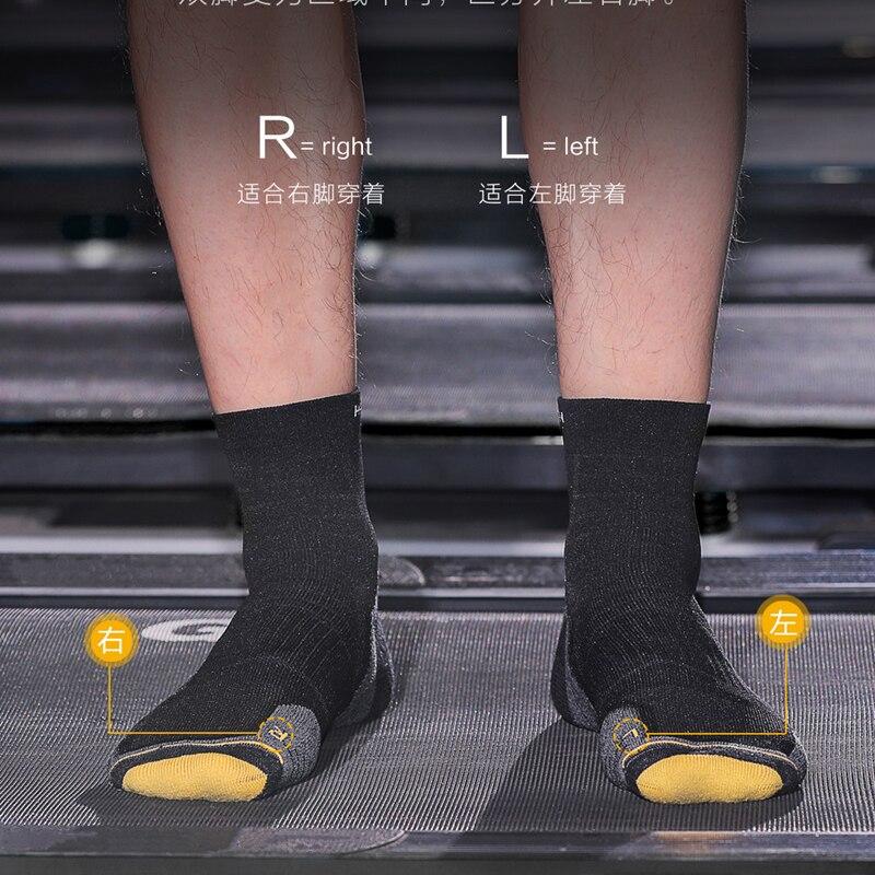 Image 4 - 3 пары Xiaomi Быстросохнущий светильник амортизирующие спортивные носки дышащие мужские женские лодочные носки весна лето осень короткие носки-in Обучаемые пульты ДУ from Бытовая электроника on AliExpress - 11.11_Double 11_Singles' Day