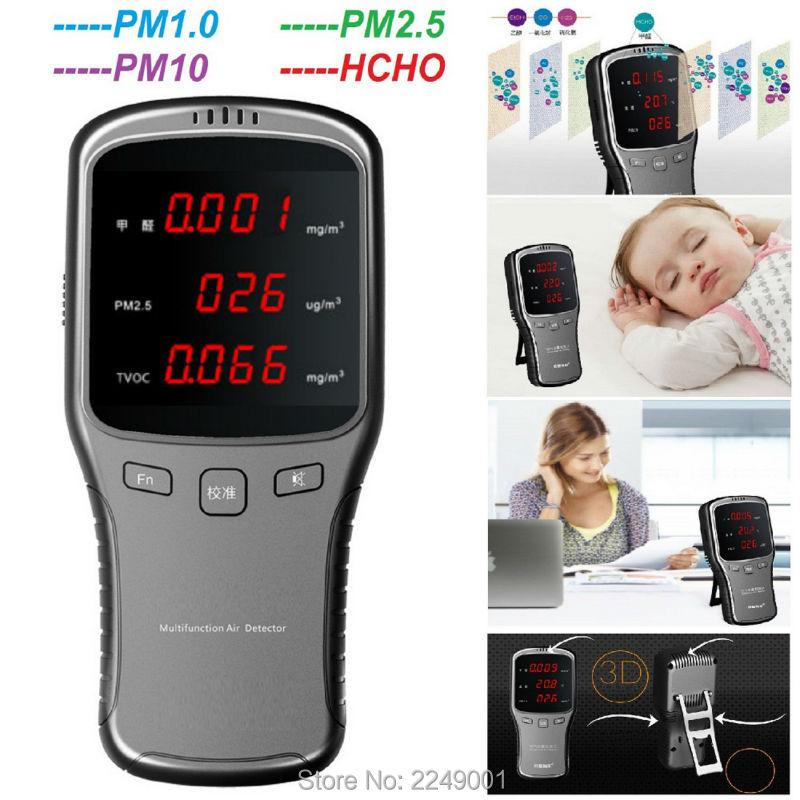 سنسور تستر سنسور HCHO سنج HCHO سنج باطری - ابزار اندازه گیری