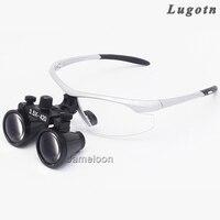 3.5X enlargement surgical magnifier medical binocular antifog optical glasses ENT dentistry stomatology oral dental doctor loupe