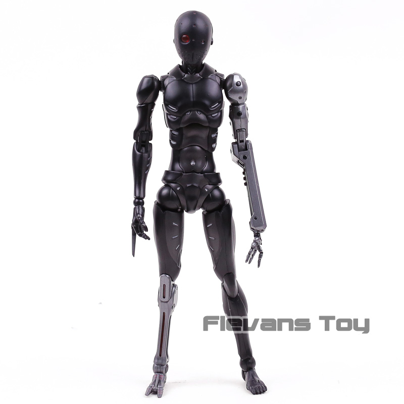 Sentinel 1000toys 1/6 CaRB TOA Heavy Industries Synthetic Human Experimental Action Figure Toy цена