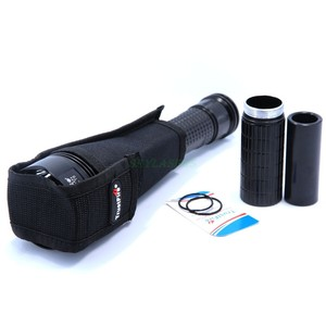 Image 2 - Original Trust J18 7T6 7 * XM L T6 8500 Lumen 7 LED Mächtigsten Led Taschenlampe (3 * 26650/3*18650)