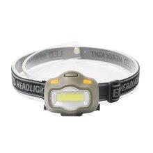 LED Mini Lámpara Principal Del Faro 3 Modos de La Linterna de 2000 Lúmenes de Luz Para Camping, Luz de la bici, senderismo, corriendo