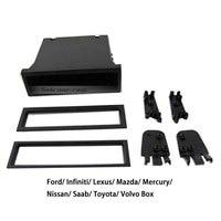 Seicane Multi purpose Car Storage Box for Ford Infiniti Lexus Mazda Mercury Nissan Saab Toyota Volvo Drawer Pocket Organizer Bin