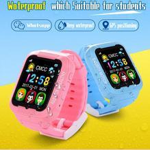 GPS Inteligente Calculadora Relógios Inteligentes com Câmera do Smartphone Armband Crianças Bebê Música Facebook GPS Bluetooth Pulseira Braçadeira