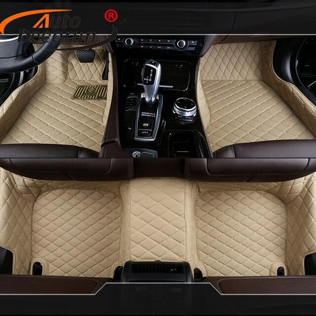 AutoDecorun Custom Fit Car Floor Mats For Suzuki Grand