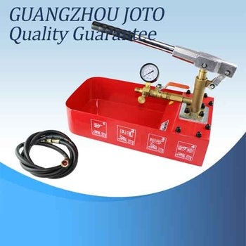 ZD-50 Manual Hydraulic Test Pump Pressure 0-50kg Test Pump