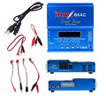 80 Вт IMAX B6 AC B6AC RC Баланс Липо Зарядное Устройство Nimh Nicd литиевая Батарея + ЕС/США/ВЕЛИКОБРИТАНИЯ/АС plug power supply wire бесплатная доставка