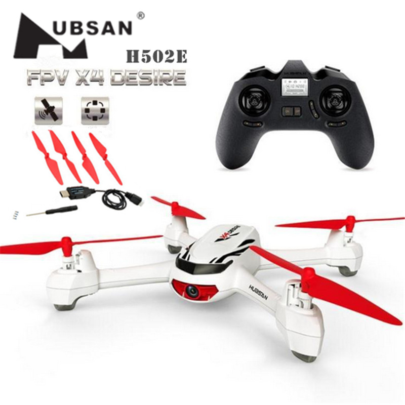 Hubsan H502E X4 Mini Drone with Camera HD 720P 4CH GPS Altitude RC Helicopter Professional Aircraft Quadcopter RTF Mode Gyro^ original jjrc h28 4ch 6 axis gyro removable arms rtf rc quadcopter with one key return headless mode drone