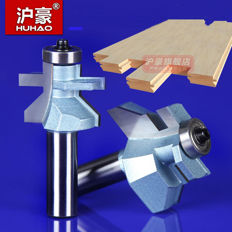 Woodworking Tools Router Bit Table Edge Bit CNC Carving Machine Joint Glue Wood Processing 1/2 SHK - HUHAO 1 2 5 8 round nose bit for wood slotting milling cutters woodworking router bits