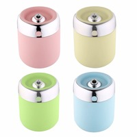 150MLPortable Car USB Air Humidifier Night Light Mist Discharge Diffuser Lighthouse Shaped Air Purifier Pureness Type