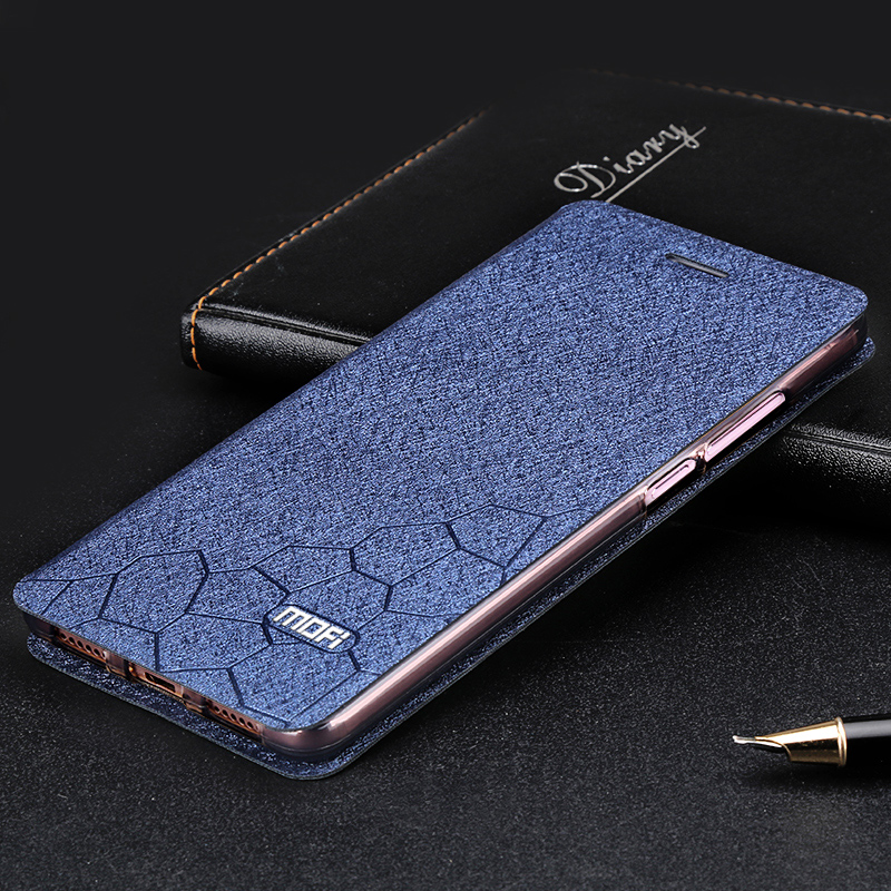 Xiaomi redmi note phone cases flip redmi note case leather inner metal