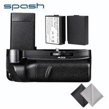 Spash вертикальный Батарейная ручка с 2 шт. LP-E10 Батареи для Canon EOS 1100D 1200D 1300D EOS Rebel T5 T6 T3 поцелуй X50 батарея комплект